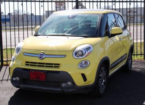 2014 FIAT 500L for sale at Avanesyan Motors in Orem UT