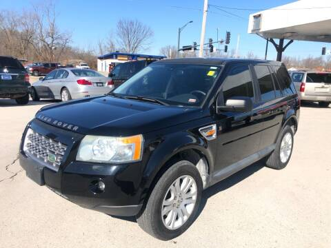 2008 Land Rover LR2 for sale at Auto Target in O'Fallon MO