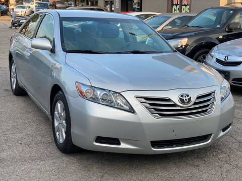 2008 Toyota Camry Hybrid for sale at IMPORT Motors in Saint Louis MO
