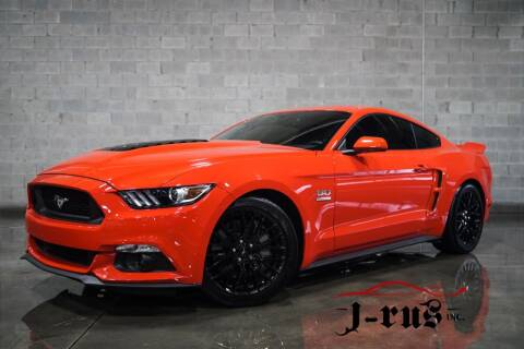 2016 Ford Mustang for sale at J-Rus Inc. in Macomb MI