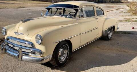 1951 Chevrolet Fleetline for sale at Haggle Me Classics in Hobart IN