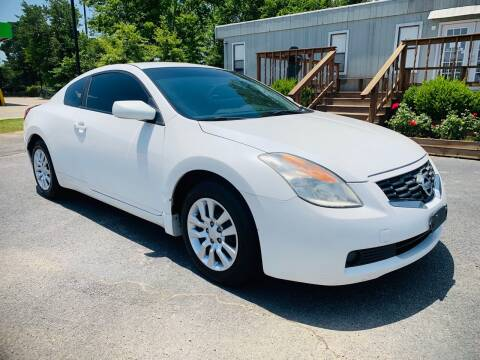 2009 Nissan Altima for sale at BRYANT AUTO SALES in Bryant AR