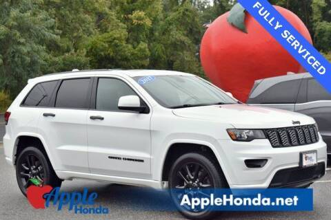 2017 Jeep Grand Cherokee for sale at APPLE HONDA in Riverhead NY