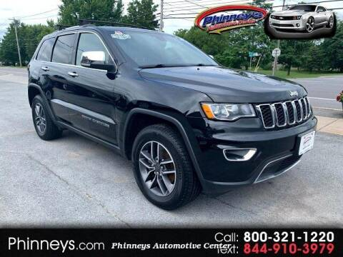 2019 Jeep Grand Cherokee for sale at Phinney's Automotive Center in Clayton NY