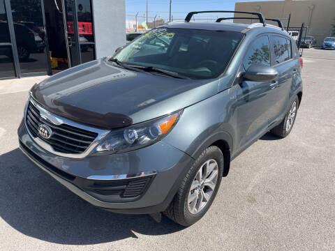 2015 Kia Sportage for sale at Legend Auto Sales in El Paso TX