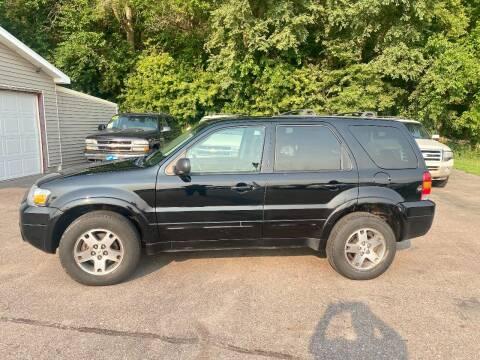 2005 Ford Escape for sale at Iowa Auto Sales, Inc in Sioux City IA