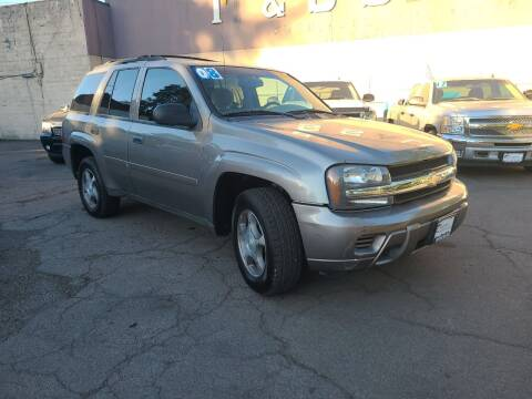 2008 Chevrolet TrailBlazer for sale at Universal Auto Sales in Salem OR