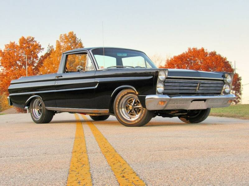 1965 Ford Ranchero for sale at KC Classic Cars in Kansas City MO