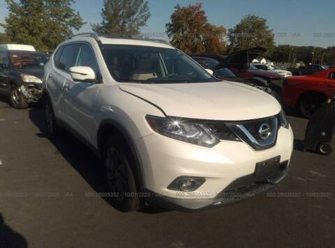 2016 Nissan Rogue for sale at MIKE'S AUTO in Orange NJ