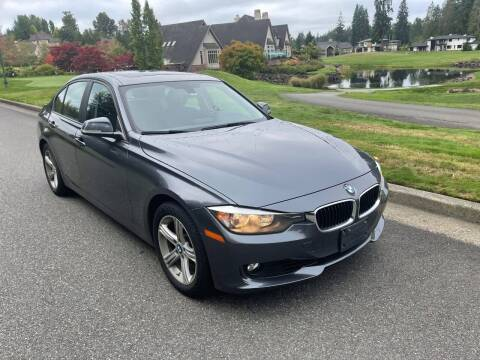 2013 BMW 3 Series for sale at SNS AUTO SALES in Seattle WA