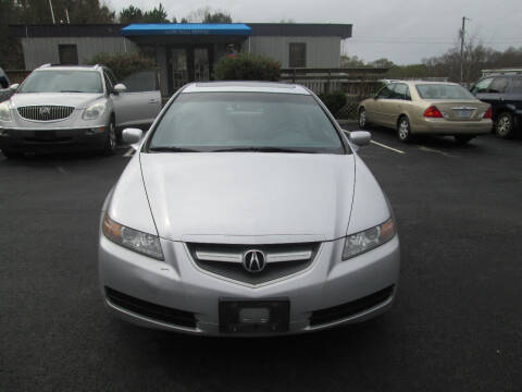 2005 Acura TL for sale at Olde Mill Motors in Angier NC