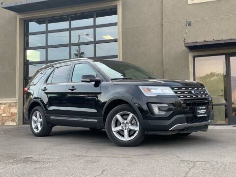 2016 Ford Explorer for sale at Unlimited Auto Sales in Salt Lake City UT