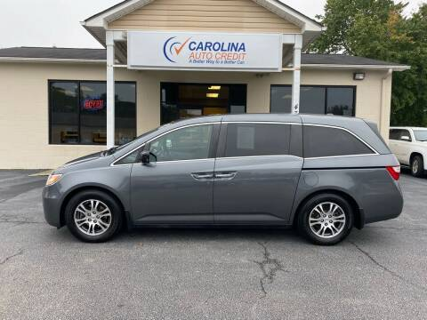 2013 Honda Odyssey for sale at Carolina Auto Credit in Youngsville NC
