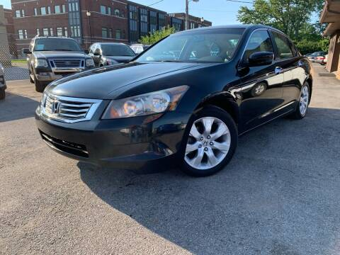 2010 Honda Accord for sale at Samuel's Auto Sales in Indianapolis IN