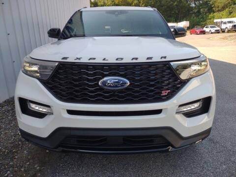 2021 Ford Explorer for sale at CU Carfinders in Norcross GA