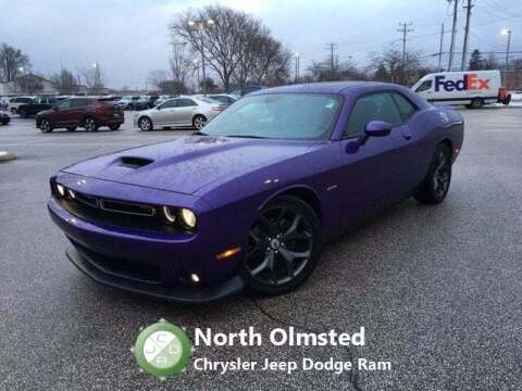 2019 Dodge Challenger for sale at North Olmsted Chrysler Jeep Dodge Ram in North Olmsted OH