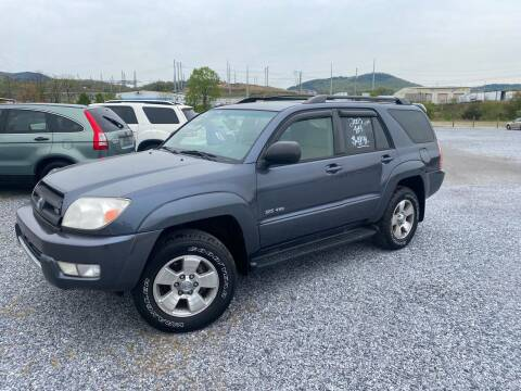 2003 Toyota 4Runner for sale at Bailey's Auto Sales in Cloverdale VA