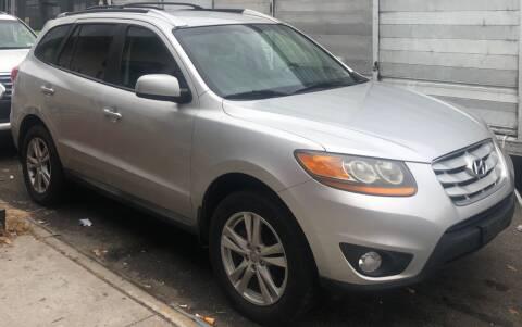 2011 Hyundai Santa Fe for sale at Primary Motors Inc in Commack NY