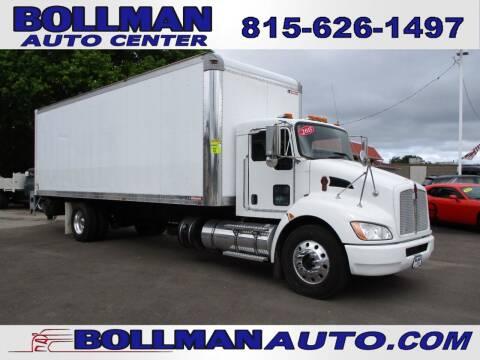 2015 Kenworth T270 for sale at Bollman Auto Center in Rock Falls IL