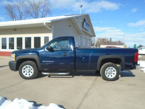 2012 Chevrolet Silverado 1500 for sale at Milaca Motors in Milaca MN