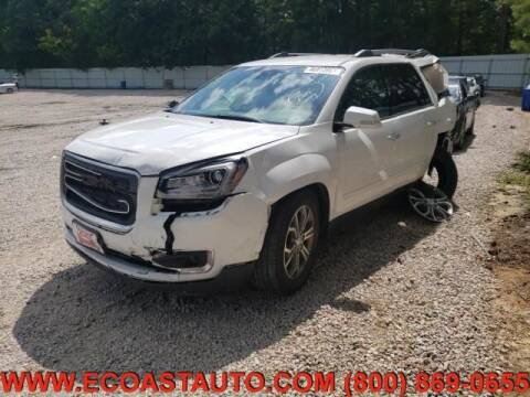 2016 GMC Acadia for sale at East Coast Auto Source Inc. in Bedford VA