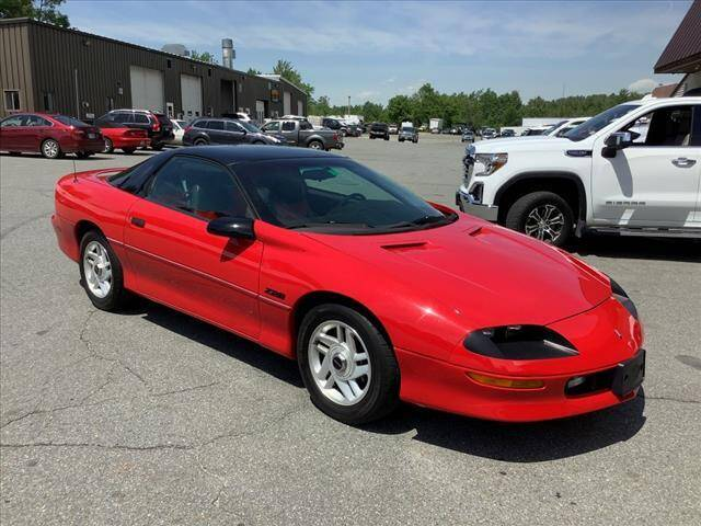 1995 Chevrolet Camaro for sale at SHAKER VALLEY AUTO SALES in Enfield NH
