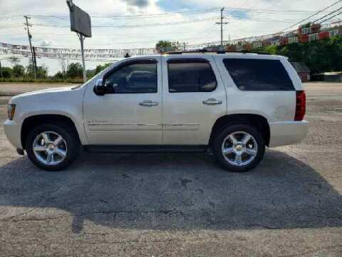 2009 Chevrolet Tahoe for sale at Knoxville Wholesale in Knoxville TN