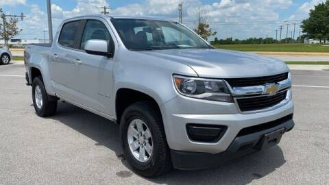2017 Chevrolet Colorado for sale at Napleton Autowerks in Springfield MO