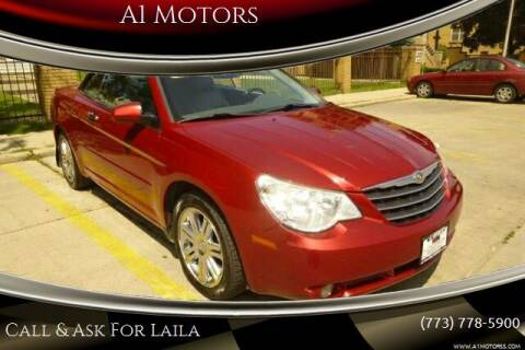 2008 Chrysler Sebring for sale at A1 Motors Inc in Chicago IL