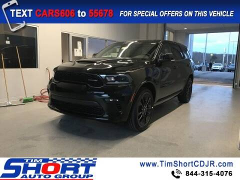2021 Dodge Durango for sale at Tim Short Chrysler in Morehead KY