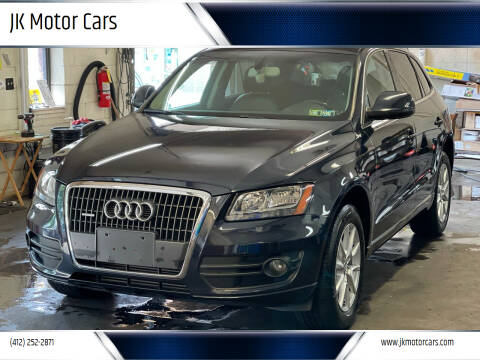 2012 Audi Q5 for sale at JK Motor Cars in Pittsburgh PA
