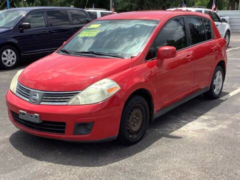 2009 Nissan Versa for sale at Auto Plan in La Porte TX