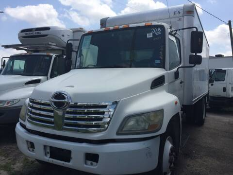 2008 Hino 238 for sale at BSA Used Cars in Pasadena TX