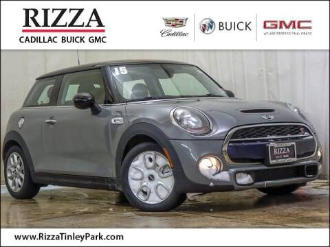 2015 MINI Hardtop 2 Door for sale at Rizza Buick GMC Cadillac in Tinley Park IL