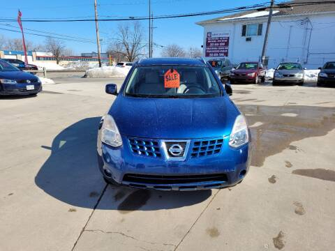 2008 Nissan Rogue for sale at Kenosha Auto Outlet LLC in Kenosha WI
