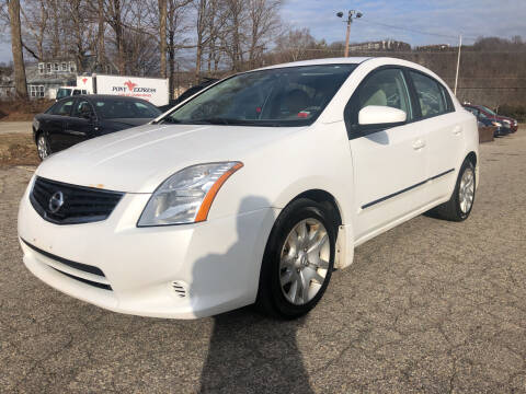 2012 Nissan Sentra for sale at Used Cars 4 You in Serving NY