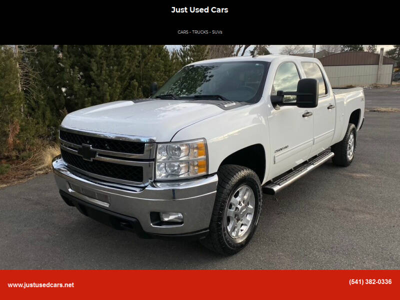 2014 Chevrolet Silverado 2500HD for sale at Just Used Cars in Bend OR