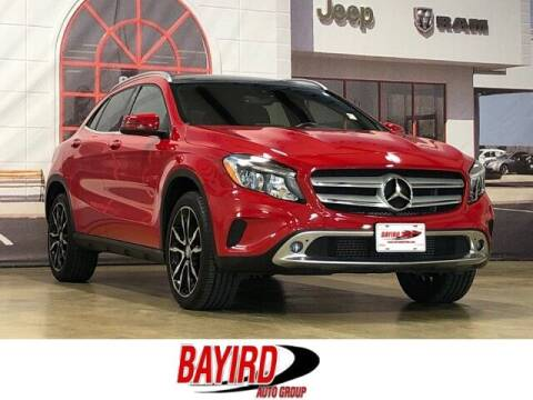 2016 Mercedes-Benz GLA for sale at Bayird Truck Center in Paragould AR