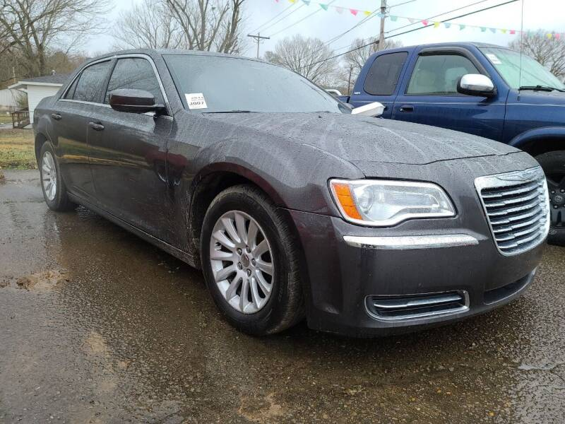2014 Chrysler 300 for sale at Shelton & Son Auto Sales L.L.C in Dover AR