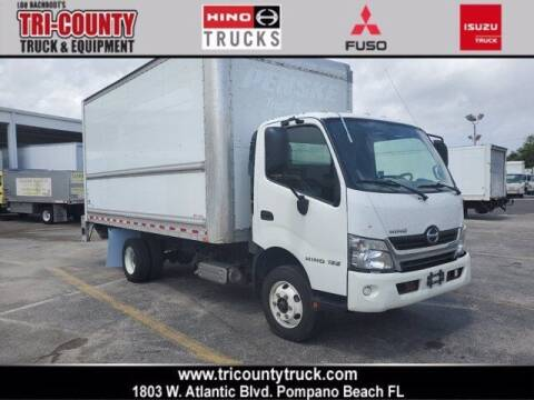2018 Hino 155 for sale at TRUCKS BY BROOKS in Pompano Beach FL