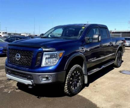 2016 Nissan Titan XD for sale at Torgerson Auto Center in Bismarck ND