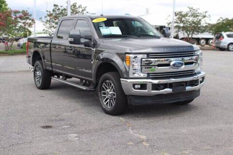 2017 Ford F-350 Super Duty for sale at Hickory Used Car Superstore in Hickory NC