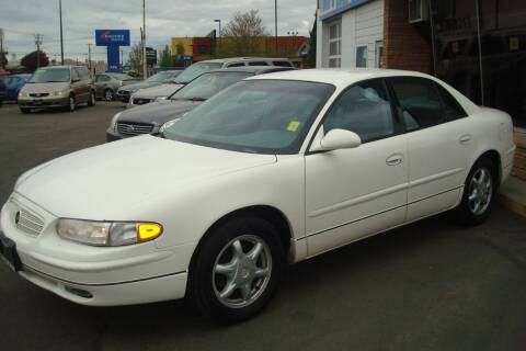 2004 Buick Regal for sale at Tom's Car Store Inc in Sunnyside WA