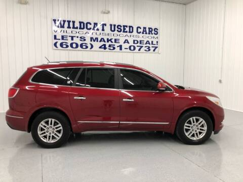 2013 Buick Enclave for sale at Wildcat Used Cars in Somerset KY