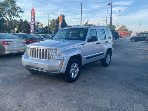 2012 Jeep Liberty for sale at HIGHLINE AUTO LLC in Kenosha WI