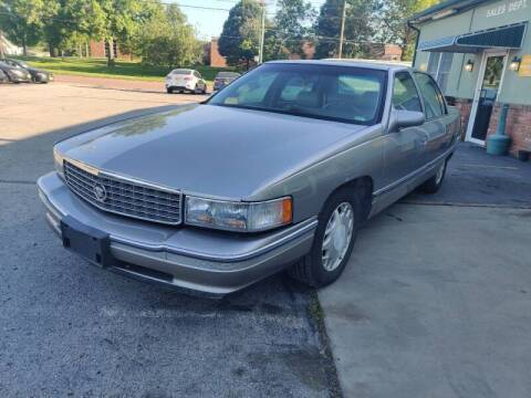1996 Cadillac DeVille for sale at ASHLAND AUTO SALES in Columbia MO