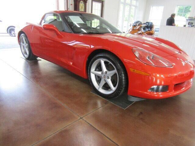 2012 Chevrolet Corvette for sale at Specialty Car Company in North Wilkesboro NC