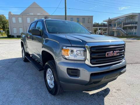 2019 GMC Canyon for sale at Consumer Auto Credit in Tampa FL
