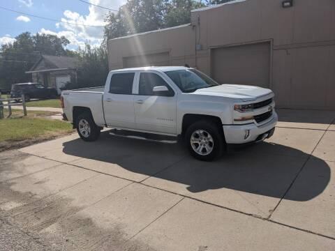 2018 Chevrolet Silverado 1500 for sale at McPherson Car Connection LLC in Mcpherson KS