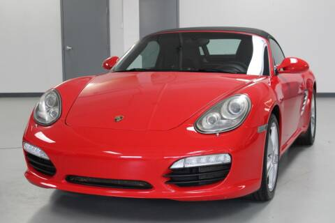 2011 Porsche Boxster for sale at Mag Motor Company in Walnut Creek CA